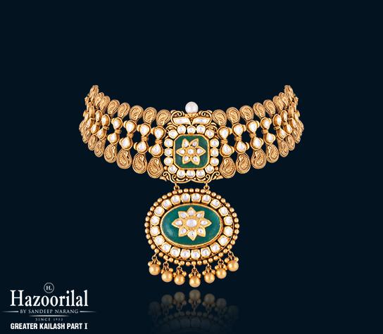 Hazoorilal Mehandi Jewellery in India